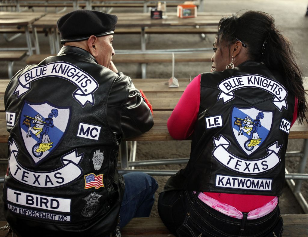 Blue knights xxx motorcycle club apologise, but