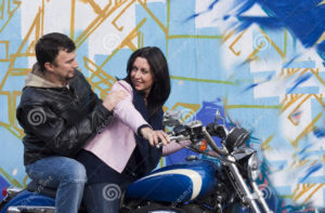 bikers-couple-17529319
