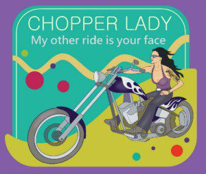 Chooper-Lady