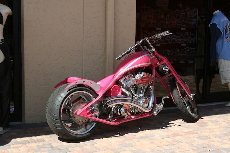 pinkchopper