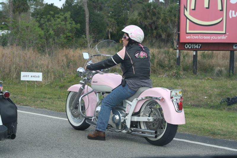 pinkridley