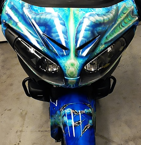 dragon-bike-front