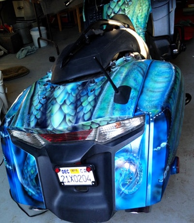 rear-view-dragon-custom-painted-motorcycle